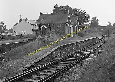 Chinnor Aston Rowant Railway Station Photo 8 Lewknor Bridge.