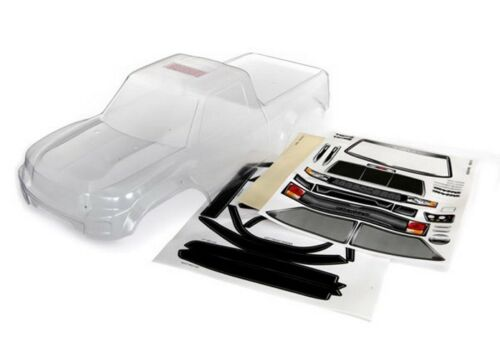 // Window masks TRX-4 Sport Traxxas 8111 Body Clear Trimmed Requires Painting