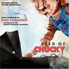 LE FILS DE CHUCKY (SEED OF CHUCKY) - MUSIQUE DE FILM - PINO DONAGGIO (CD)