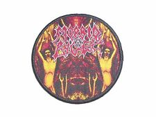 MORBID ANGEL LUST WOVEN PATCH