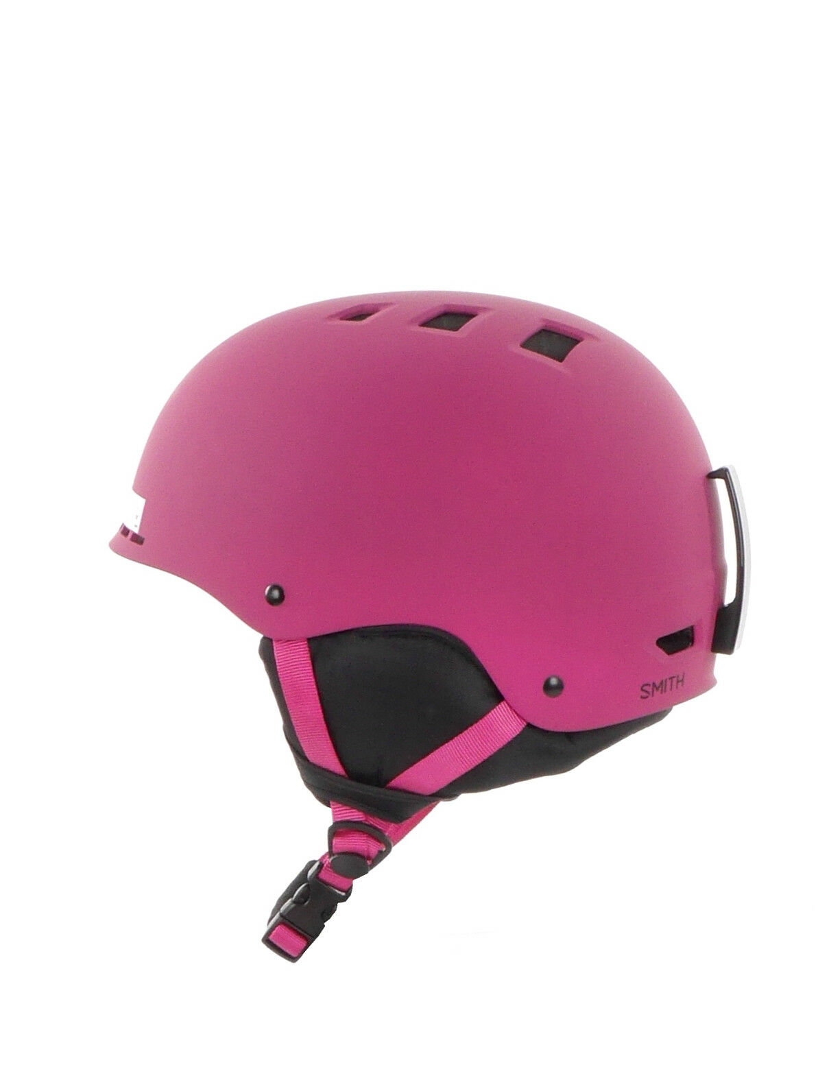 Smith Casco de Snowboard Esquí Holt 2 Fucsia  colors Lisos Ajustable  excellent prices