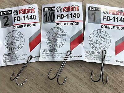 Fanatik OFFSET FO-3315 size 8,6,4,2,1,1//0