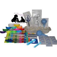 Abnobas scelta Plus Cucciolo Cane | Gattino COMPLETA whelping KIT libero welping Guide
