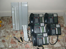 Nortel Norstar Cics Phone System With 5 7316 Phones Caller Id And Cables Ready