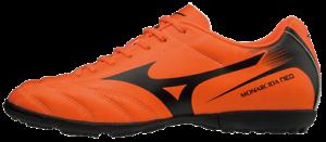 botas Fútbol Sala Mizuno Monarcida Neo As Negro Naranja Turf Outdoor P1GD182454