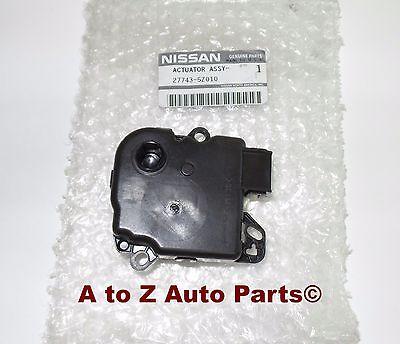 Armada Heater//AC BLEND DOOR Blower ACTUATOR Motor,OEM 2004-2007 Nissan Titan