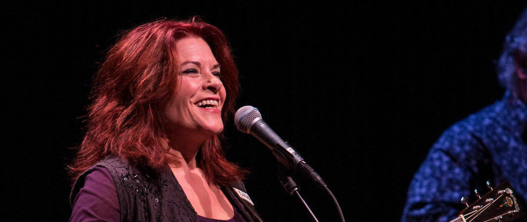 Rosanne Cash with John Leventhal