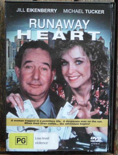 1 of 1 - RUNAWAY HEART      Region 4   DVD       Jill Eikenberry,   Michael Tucker  (674)