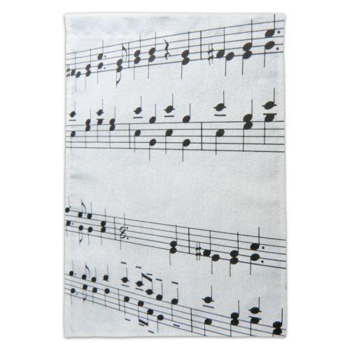 Sheet Music Musical Notes Score Musician Garden Yard Flag