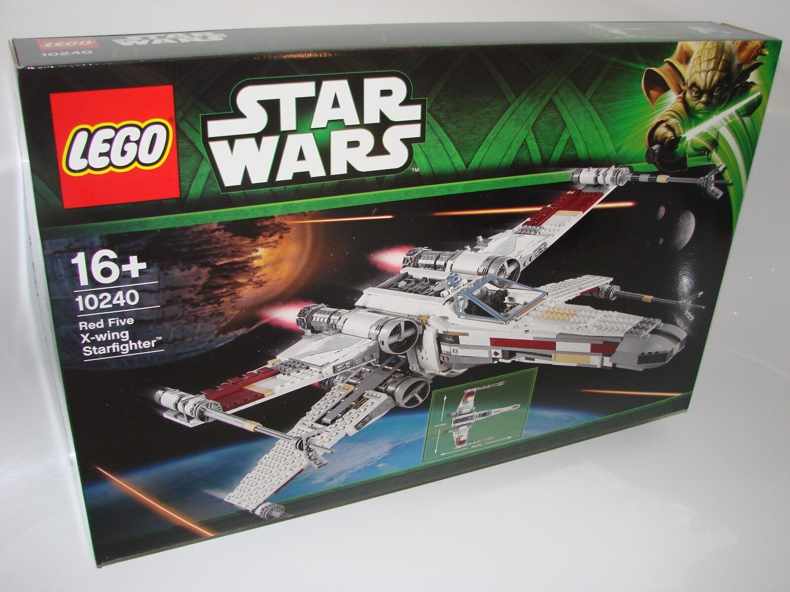 LEGO® Star Wars™ 10240 Red Five X-wing Starfighter™ NEU NEU NEU NEW 5e1fc8