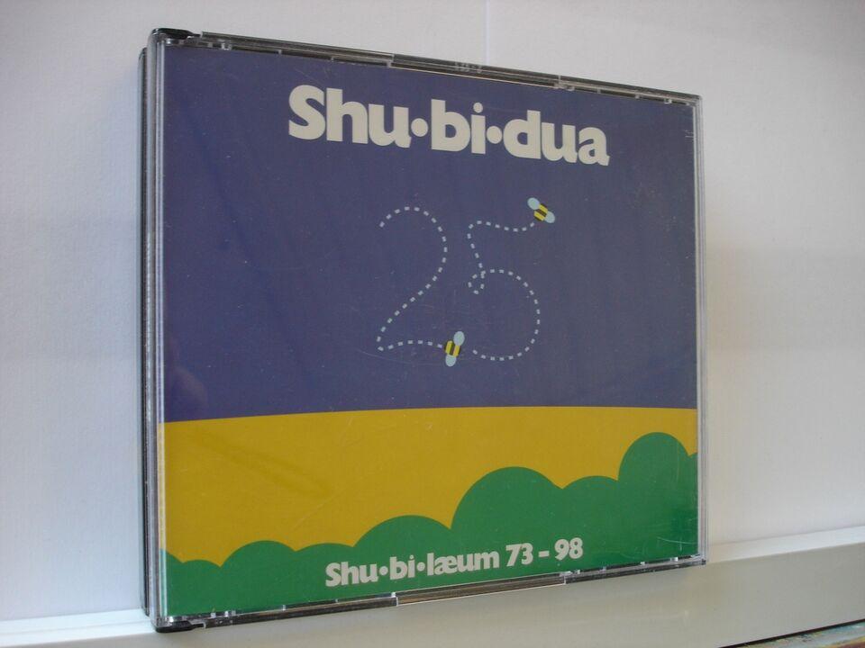 Shu-Bi-Dua: Sju-bi-læum - Nr. 25, rock