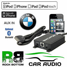 BMW Z4 2003 - 2006 Car Stereo Radio AUX IN iPod iPhone Interface Cable