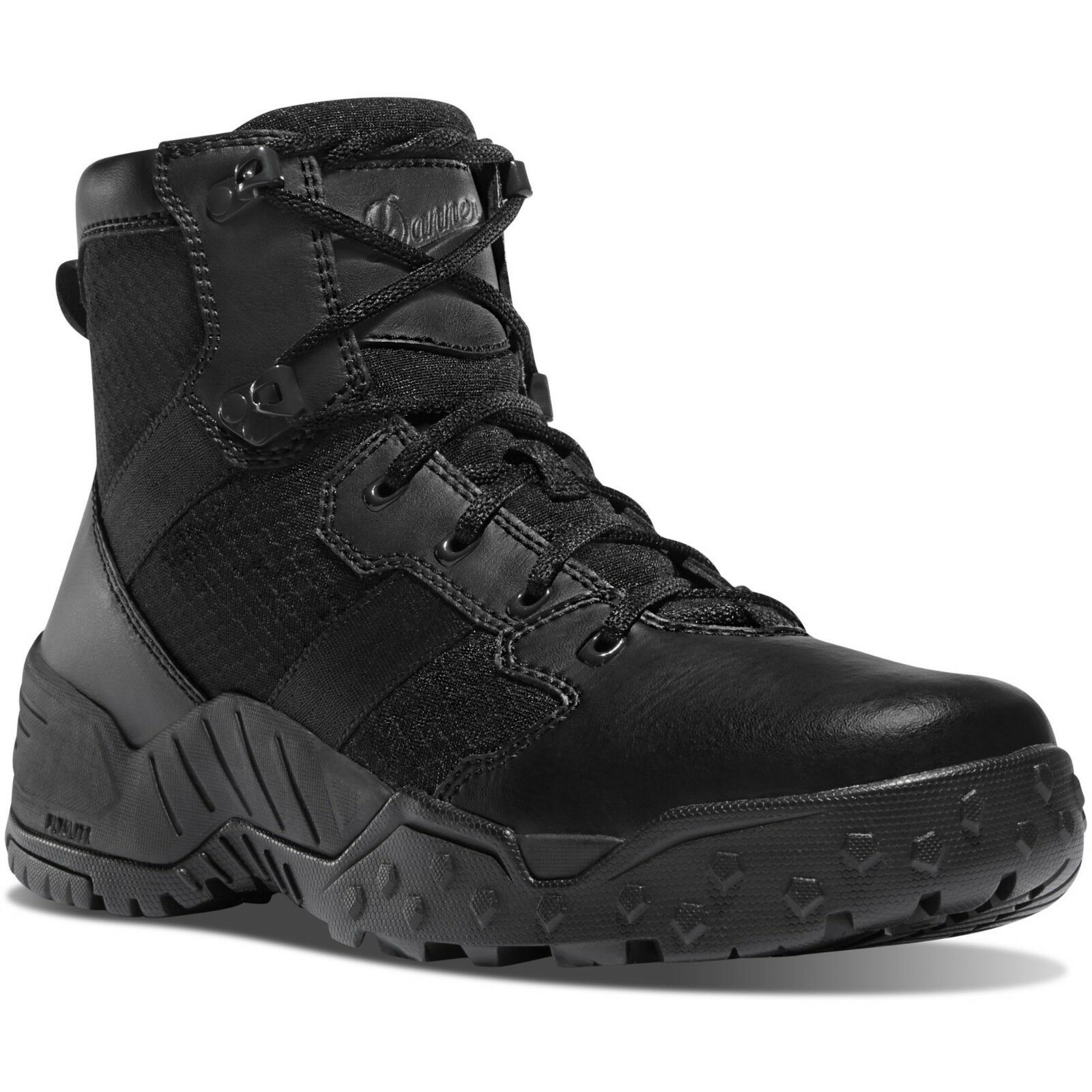 Danner Men's 25730 Scorch Side-Zip 6  Black Hot Duty Law Enforcement shoes Boots