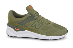 united kingdom uk availability detailed pictures Details about New Balance X-90 Lifestyle Olive Green Orange Men Running  Shoes Gym MSX90HTE