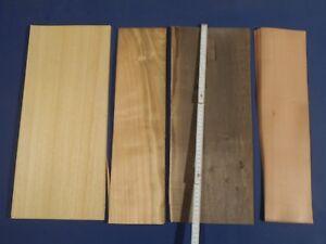 Timmerhout en houtcomposiet Dekoration Furnier Intarsien Furnierzuschnitte basteln Modellbau  2026 Fineerpanelen