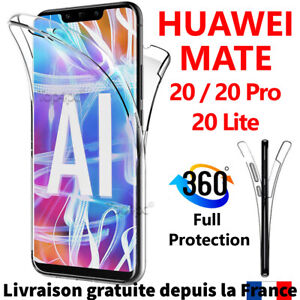 COQUE-ETUI-HOUSSE-PROTECTION-HUAWEI-MATE-20-LITE-PRO-360-TPU-SILICONE-INTEGRAL