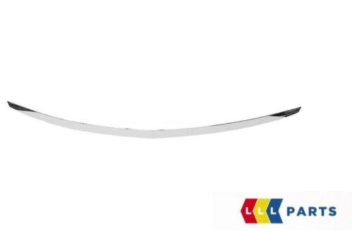 Nuevo Genuino Mercedes MB Clase E W212 POSTERIOR TRONCO//Boot cromo moldeado A2127430282