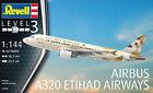 Revell Revell03968 Airbus A320 Etihad Airways Model Kit PY