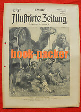 BERLINER ILLUSTRIRTE ZEITUNG 1916 Nr. 39: Kawala / Kriegs=Theater
