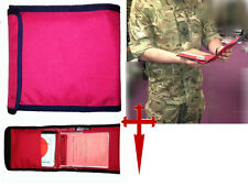 Contact Left Cadet Instructor Red Cordura - RED Book Cover JSP 535 ( ACF CCF ATC