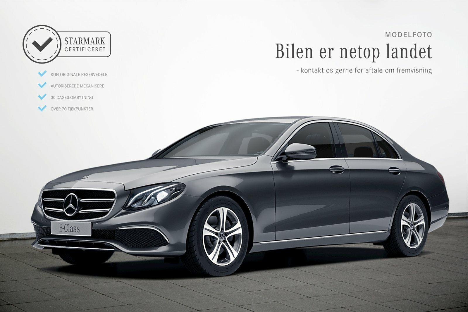 Mercedes E300 d 2,0 Avantgarde aut. 4d - 599.900 kr.
