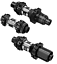 DT-Swiss-350-Straight-Pull-Front-Hub-28H-24H-100-12-amp-15mm-Thru-Axle-Center-Lock thumbnail 1