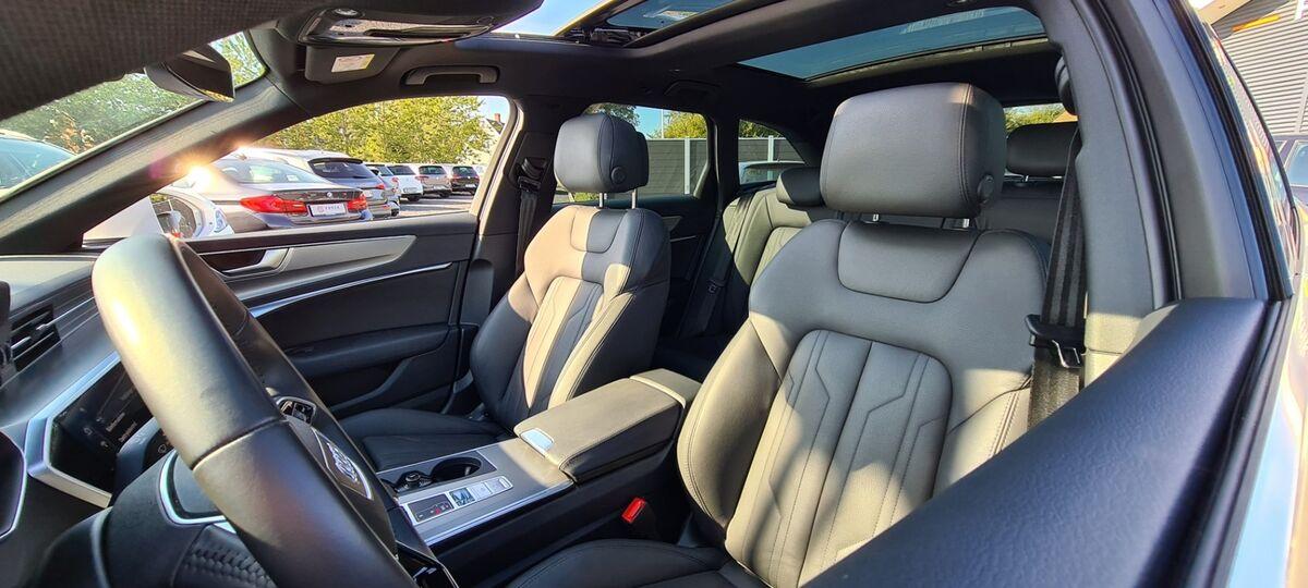 Audi A6 TDi Avant S-tr.