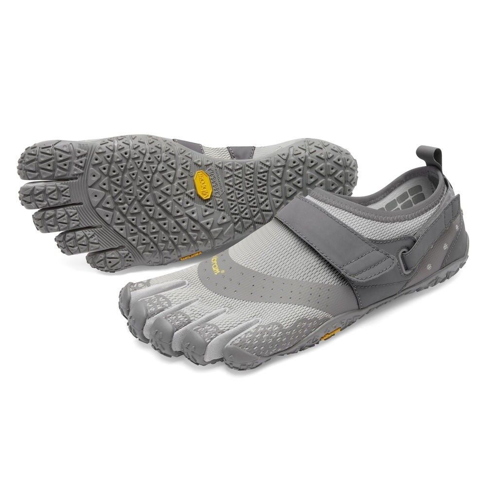 Vibram V-Aqua Mens Outdoor Water Trail Five Fingers Mega Grip shoes Trainers