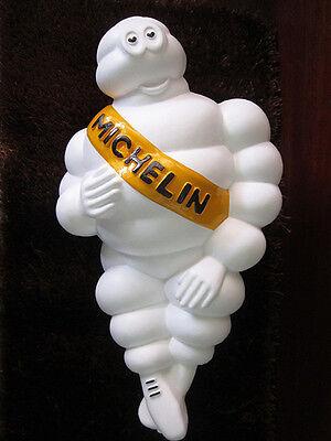 """2x16/"""" new limited Michelin man doll figure Bibendum advertise tire truck w// box"""