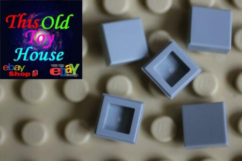 LEGO 3070b 1X1 TILE with groove SMOOTH FINISH TILE CHOICE OF COLOR NEW