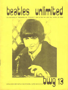 BEATLES-UNLIMITED-BWG-1978-nr-13-DUTCH-MAGAZINE-FOR-FANS