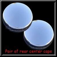 (2) 2009-2010 Dodge Ram Truck 3500 Rear Pair Wheel Hub Caps, Dually Center Caps