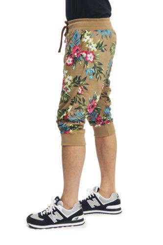 Part-1 Men/'s Athletic 3//4 Leg Gym Workout Active Yoga Pants Capri Jogger ShortS