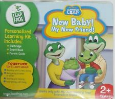 My New Friend My Own Learning Leap Toys 20056 New Baby