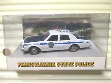 White Rose Collectibles 9E1 1988 PA State Police White Chevrolet Caprice NuBxd*