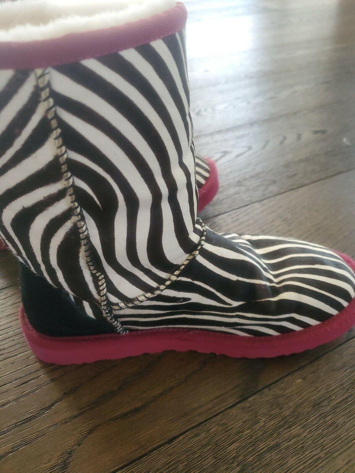 UGG Zebra Boots - image 3