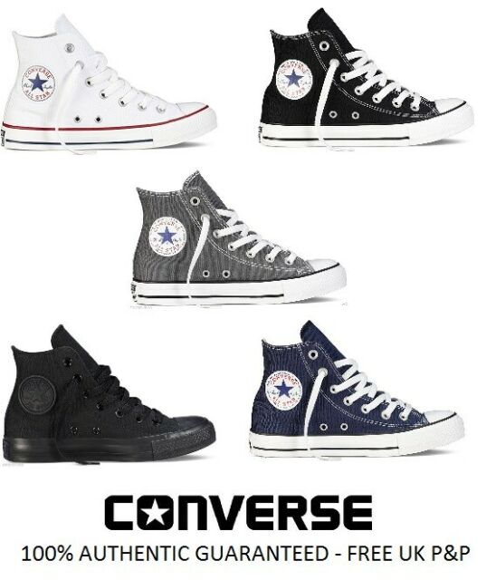 Converse Junior Ct All Stars Hi 654210C
