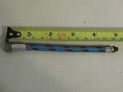 13mm Length Vintage Bicycle Inflator Air Hose Approximately 5-1//4 inch