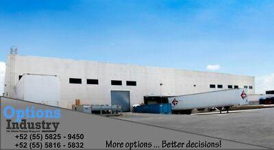 Warehouse for rent Monterrey