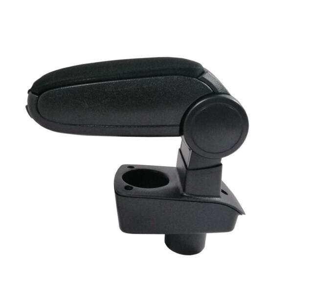 Chrome Armrest Centre Console Storage Box For Ford Fiesta Focus Mondeo Galaxy Ka