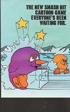 VINTAGE MAGAZINE AD #00423 - 1970s/1980s SEGA PENGO ARCADE VIDEO GAME
