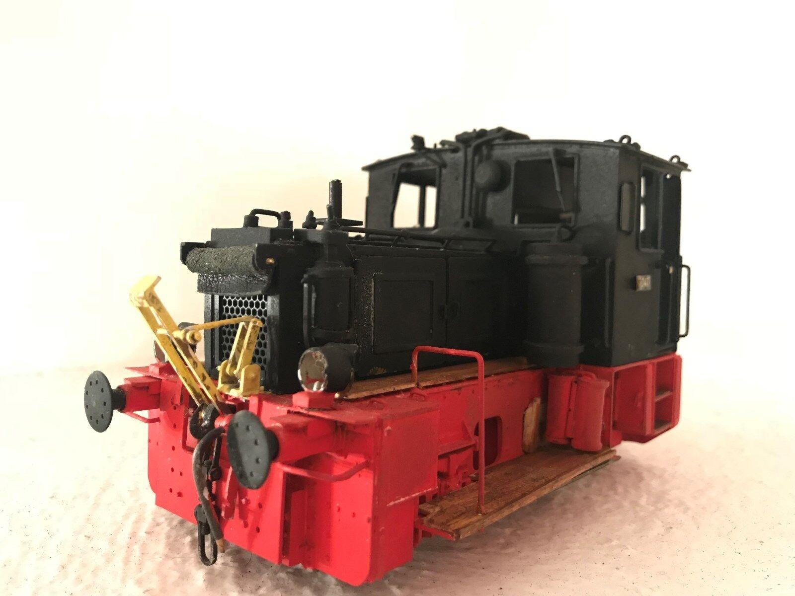 Köf Koe Traccia 1 Locomotiva Diesel Galtert Fatto a Mano Metallo per Märklin
