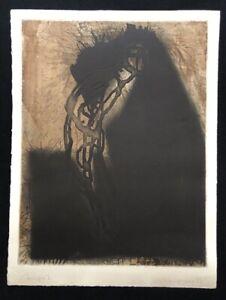 Michael-Morgner-paura-aquatintaradierung-1993-a-mano-firmato-datato