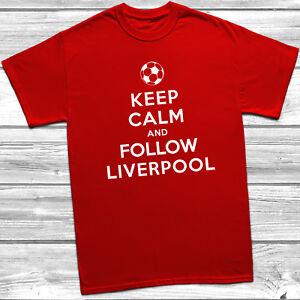 Keep Calm Football Supporter T Shirt