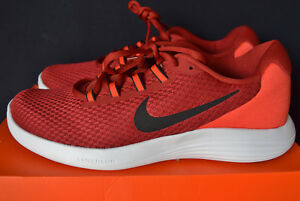 Shoes Black In Red Sz 10 Lunarconverge White 5 Training Box New Mens Nike a7UYB