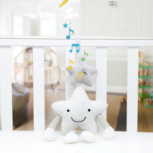 Music-Education-Rattles-Crib-Stroller-Star-Plush-Toys-Cute-Baby-Bed-Hanging-Doll