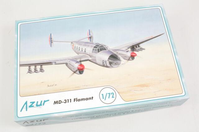 Azur A087 MD-311 Flamant 1:72 modellismo statico