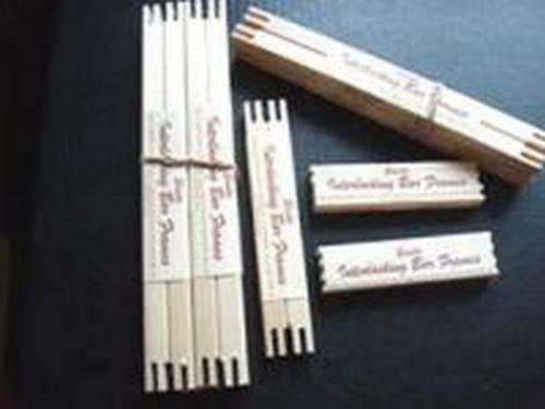"""A pair of 12/"""" Bar Frames for Needle work BF12"""