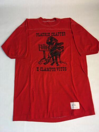 Vintage E Clampus Vitus ECV Platrix Chapter Red Me