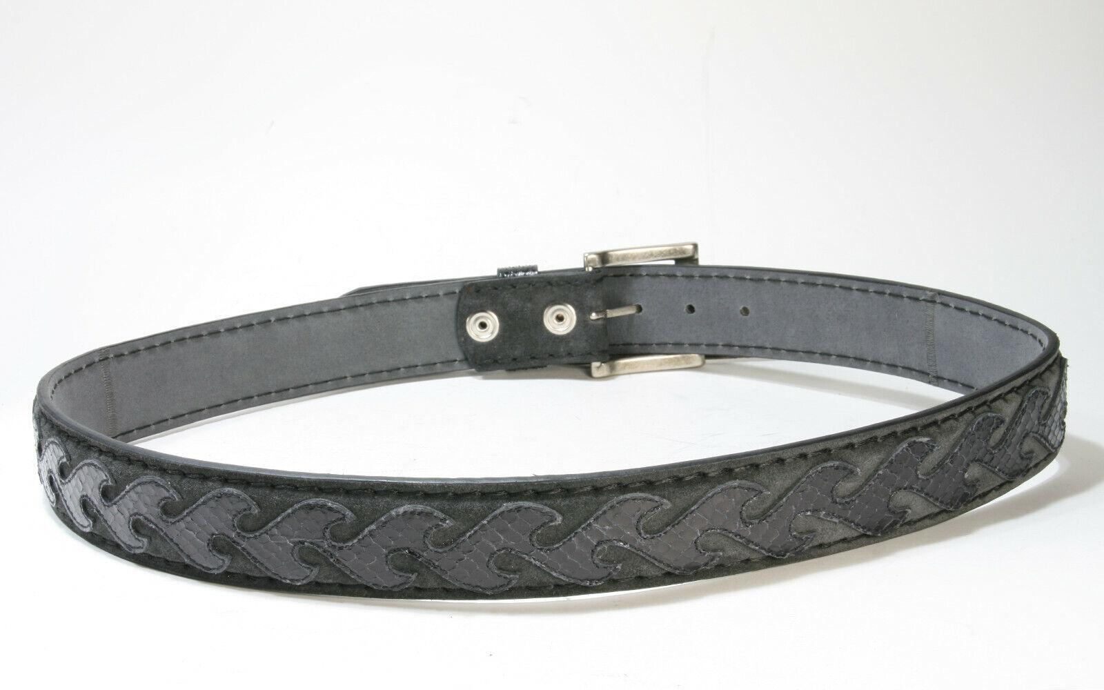 3220 Original Belts Black Wechselgürtel Tribal